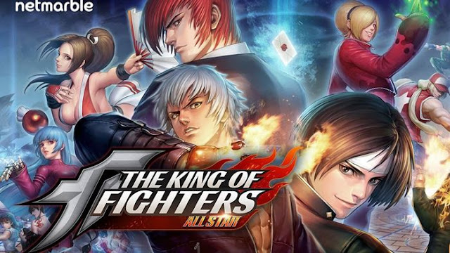 King of Fighters Allstar