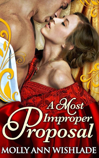 Cover Reveal... A Most Improper Proposal by Molly Ann Wishlade