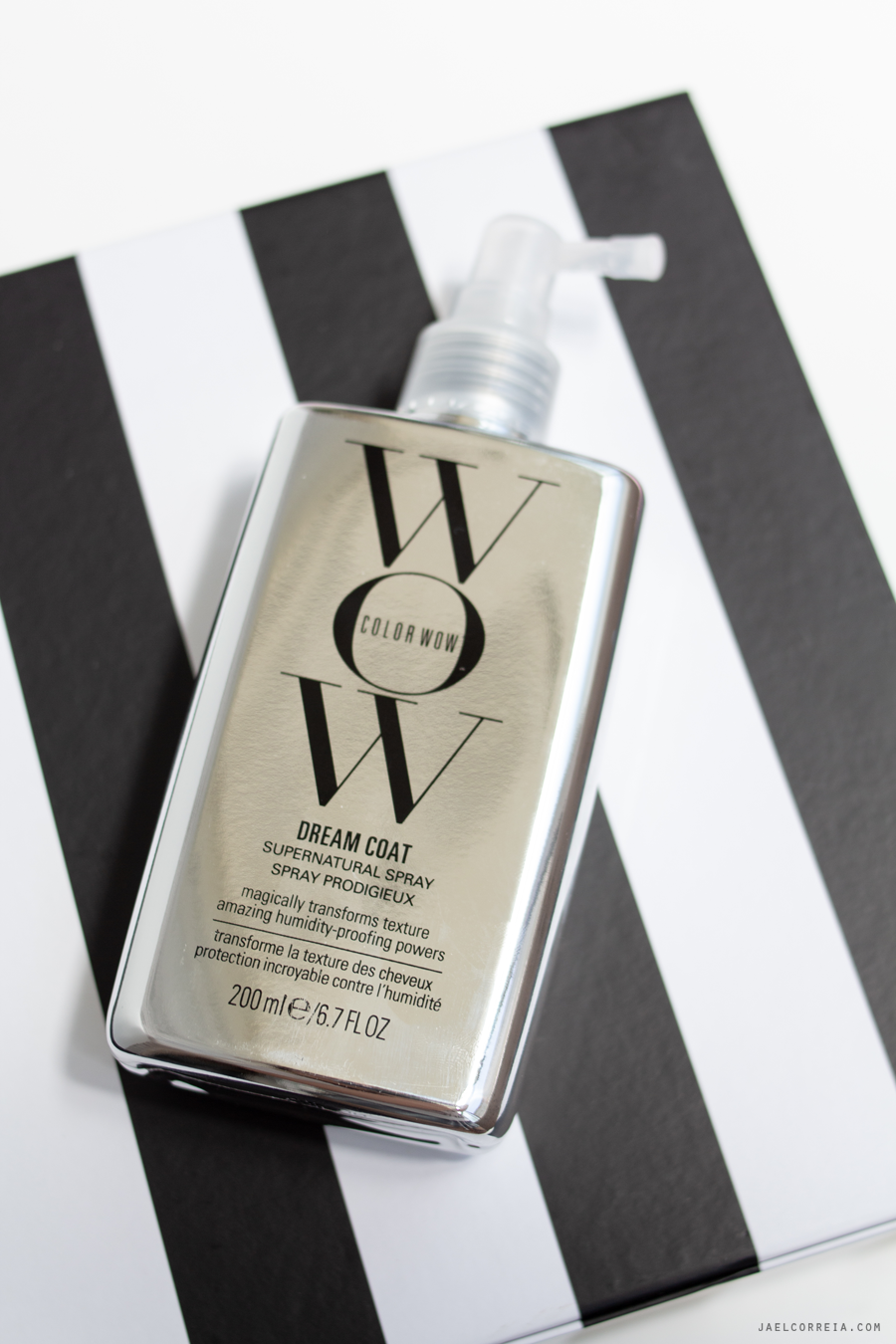 wow hair spray notino compras online jael correia