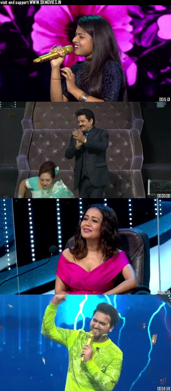 Indian Idol 10 January 2021 HDTV 480p 300MB
