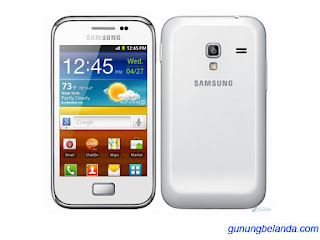 Cara Flashing Samsung Galaxy Ace Plus GT-S7500T