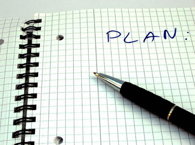 make a plan again after a failure
