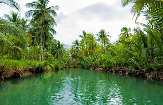 Silmugi River - Borbon, Cebu
