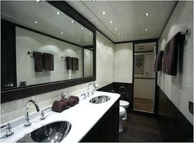 Decorating Ideas For A Man's Bathroom