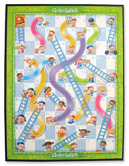 Family game night always looks like so much fun when it for Chutes and ladders board game template