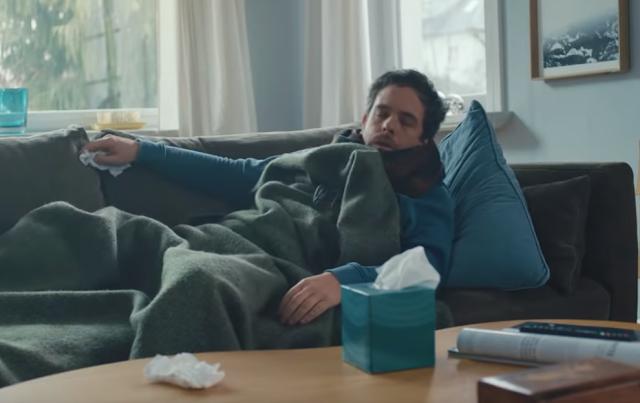 Aspirin complex reklama