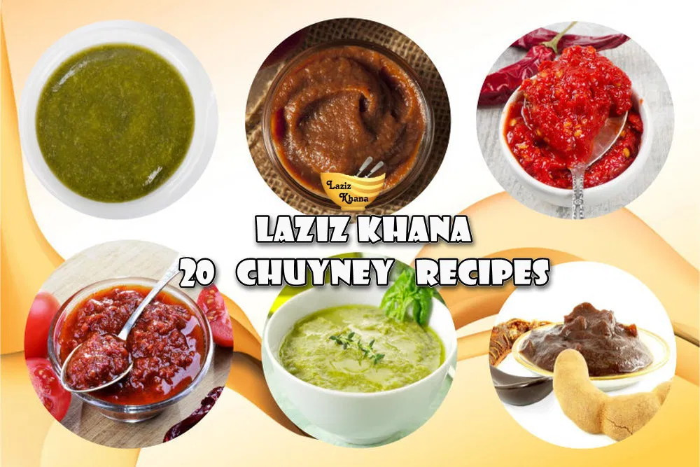 Chutney Recipes in Hindi