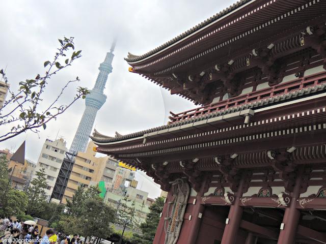 Asakusa, Tokio