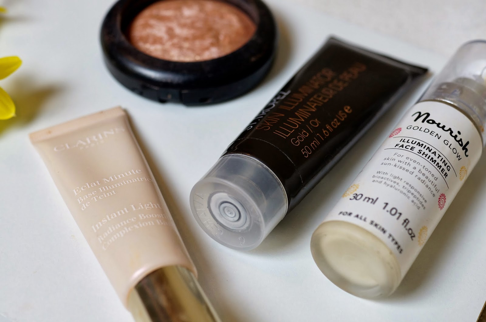 best glowing products