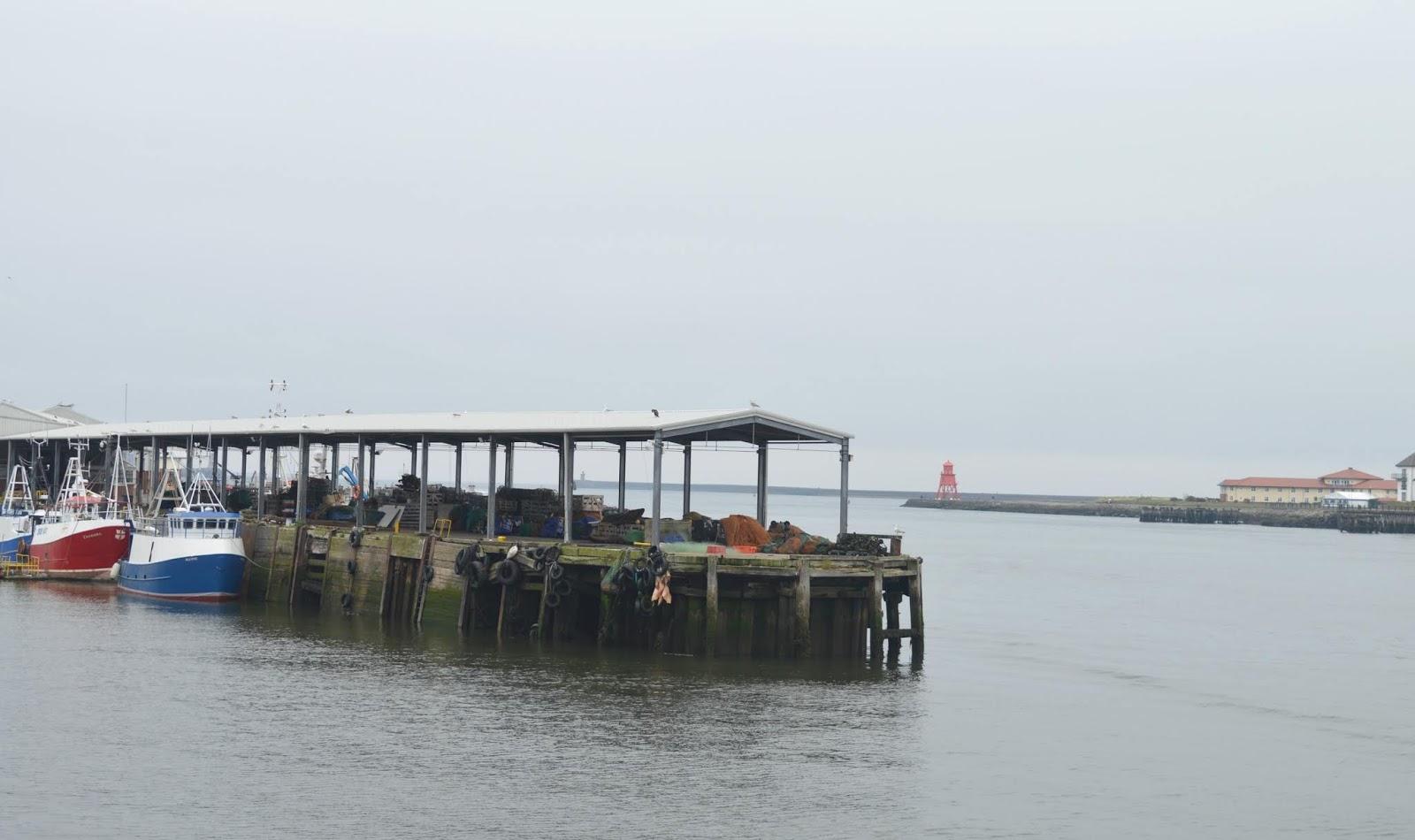 Walking North Tyneside - North Shields Fish Quay