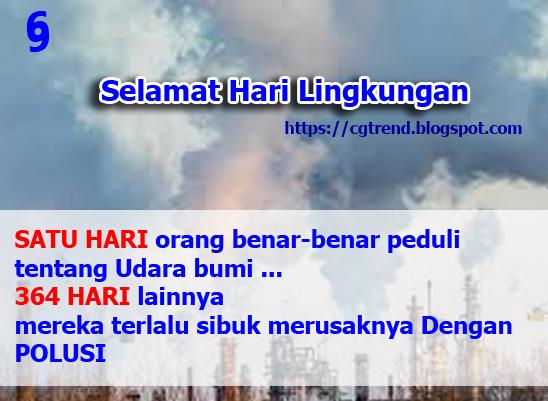 hari lingkungan hidup sedunia tanggal sejarah tema