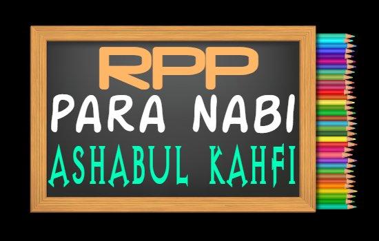 RPP PAI Kelas 6 Semester 2 Tahun 2020/2021, Materi Senangnya Meneladani Para Nabi dan Ashabul Kahfi