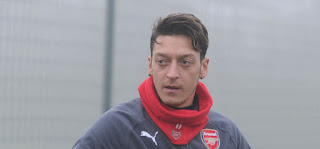 Mesut Ozil Hits Out At His Critics On Social Media