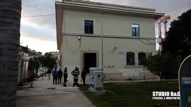 Διακοπή ηλεκτροδότησης σε τμήμα του Ναυπλίου λόγω υπερφόρτωσης του υποσταθμού από το Πάρκο του Άι Βασίλη