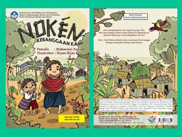 Review Buku Anak: Noken Kebanggaan Kami