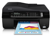 Epson WorkForce 520 Wireless Setup
