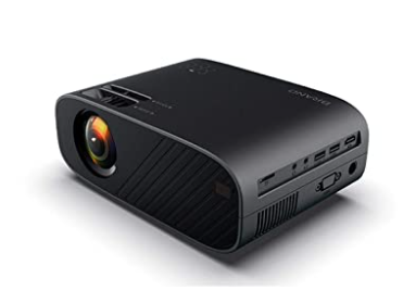 Myra Q7 1080P Led Projector for Home Cinema