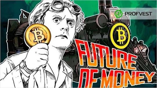 """🏆 Конкурс: """"Криптовалютное будущее!"""" Призовой фонд: 300$"""