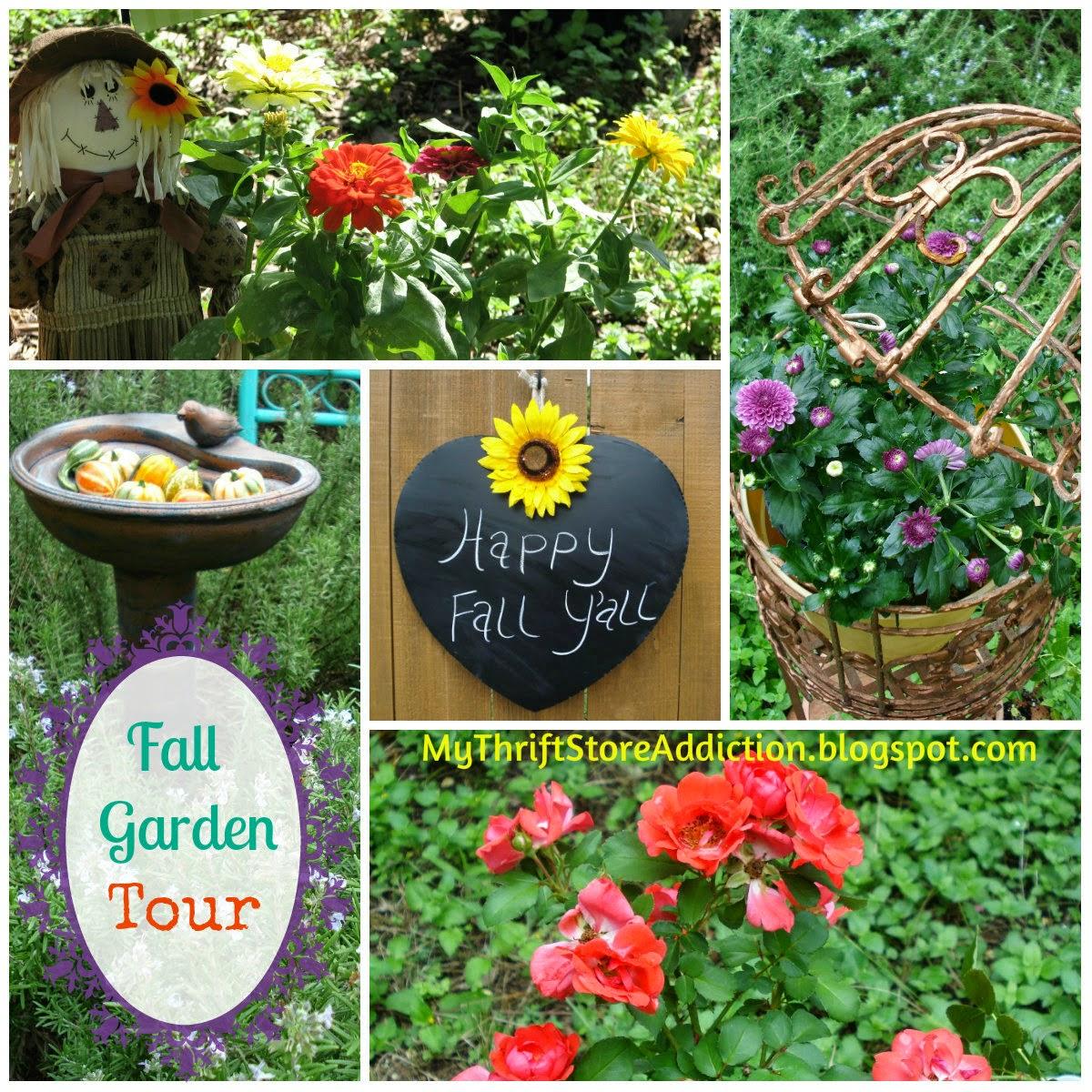 Secret Garden Herbs fall tour