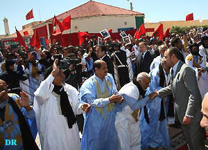 المغرب يفضح الحملة الهستيرية التي تشنها الجزائر و البوليساريو