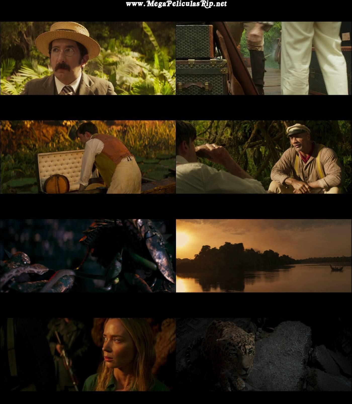 Jungle Cruise 1080p Latino