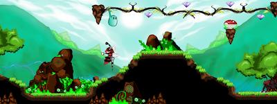 Jump and Blob - Reblobed, les différentes news Re2