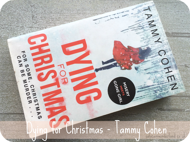 dying for christmas - tammy cohen review