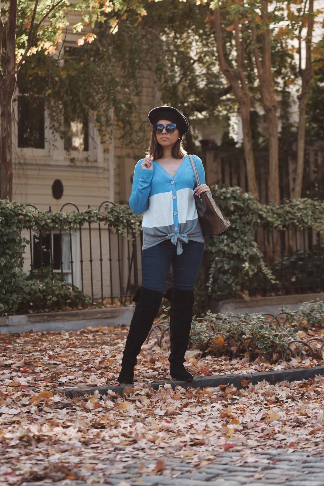 Los Nudos Están De Regreso by Mari Estilo-dcblogger-lookbook-streetstyle-botasaltas-modaelsalvador-fashionblogger-