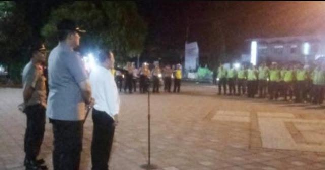 Habib Luthfi Minta TNI dan Polri Tingkatkan Kewaspadaan