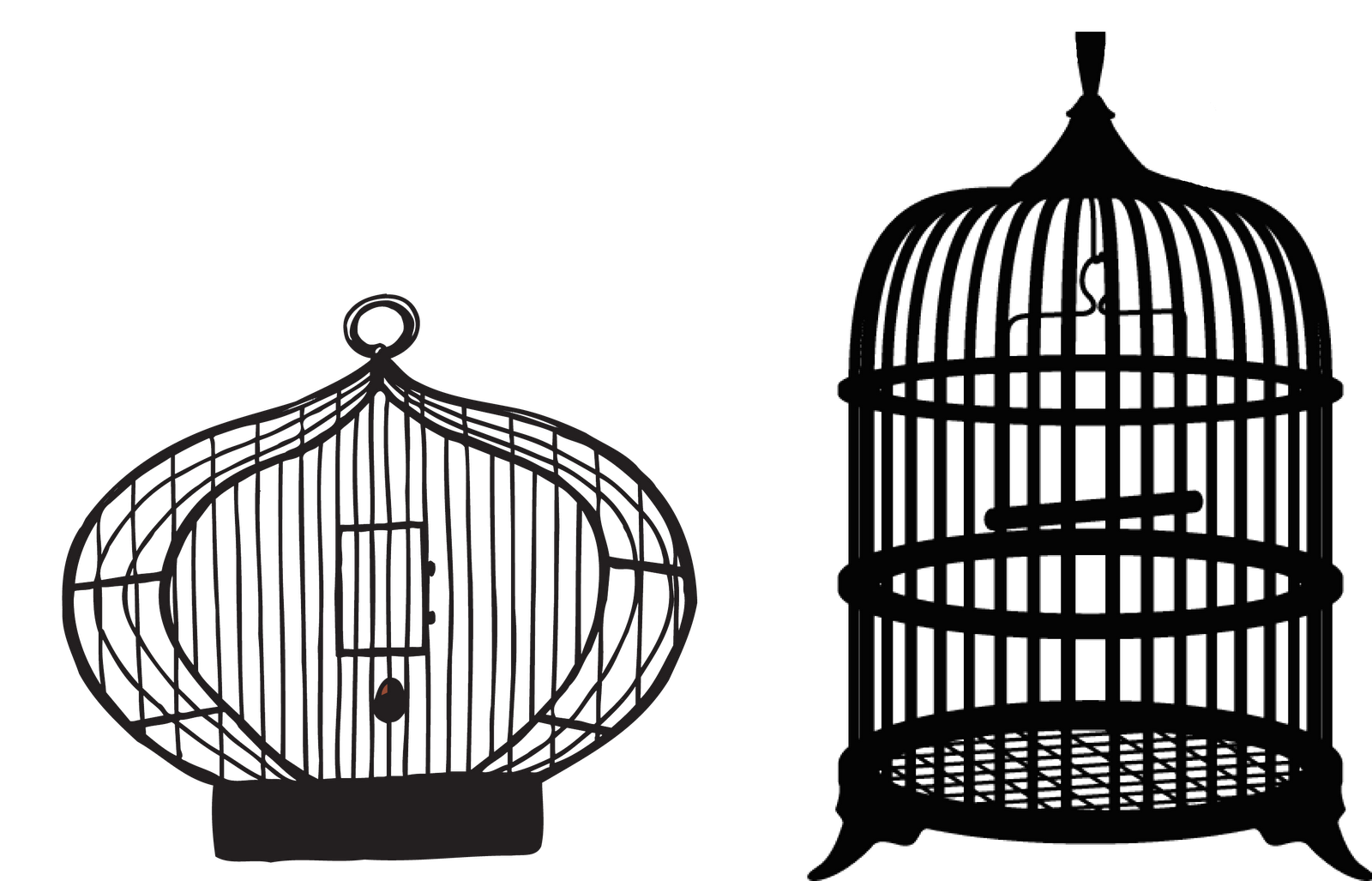 Eridoodle Designs And Creations Bird Cages