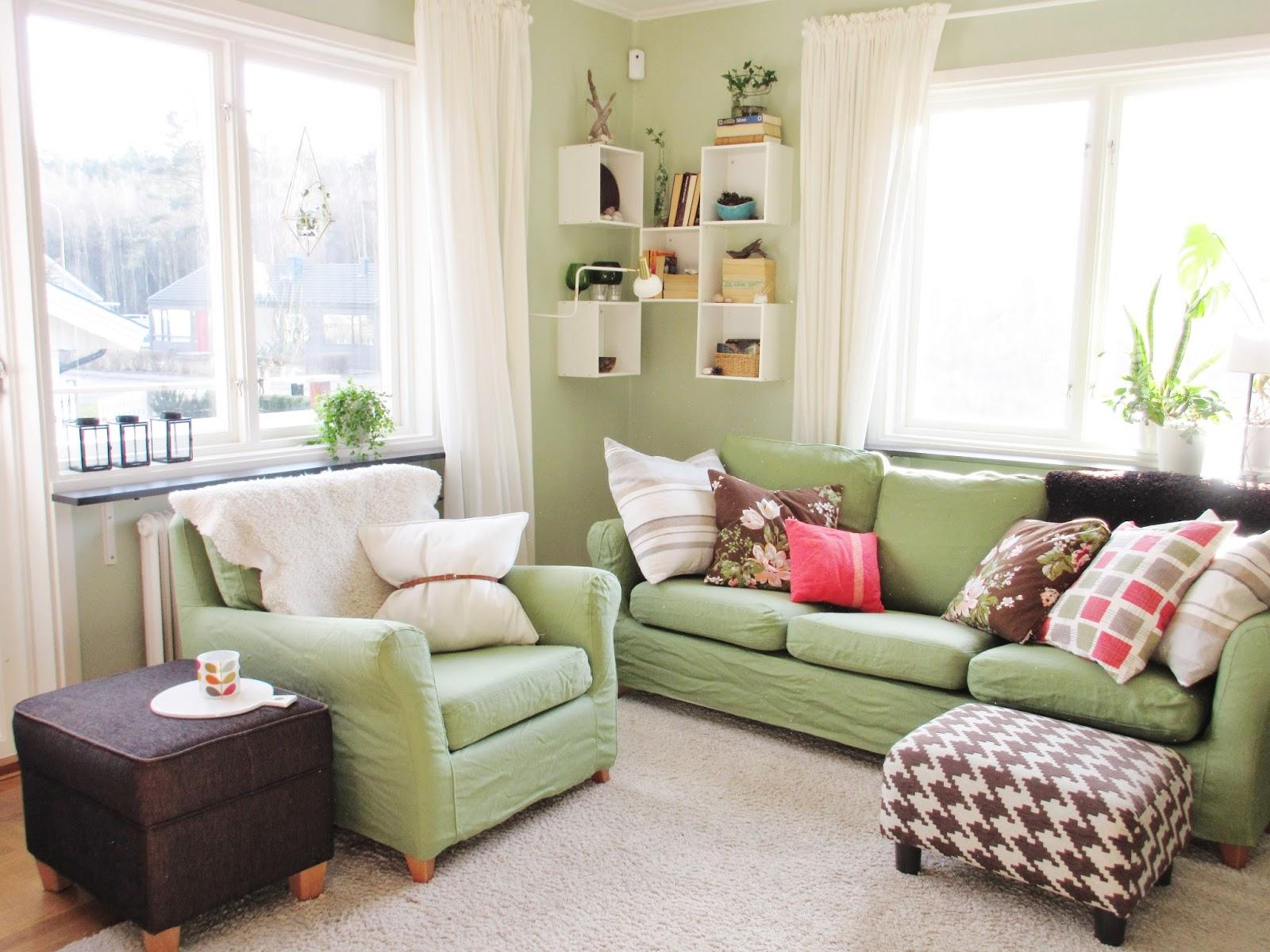 Pias planer: i väntan på våran nya soffa