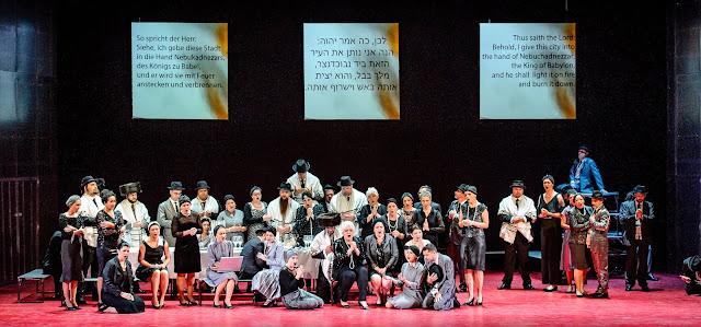 Verdi: Nabucco - Heidenheim Opera Festival (Photo Oliver Vogel)