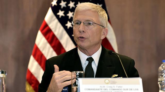 ¿Cuál fue el motivo de la visita del Jefe del Comando Sur de EE.UU. a Ecuador?