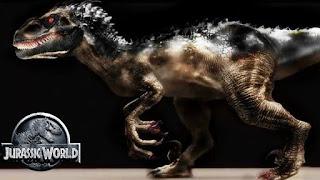 El Indoraptor de Jurassic World El reino caído