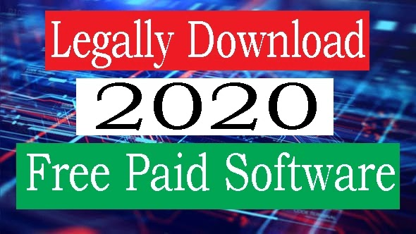 The Best Top 5 Websites for Legally Download Free Paid Software 2020