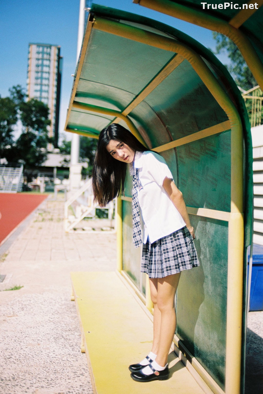 Image Thailand Cute Model - Bebey - Back To School - TruePic.net - Picture-2