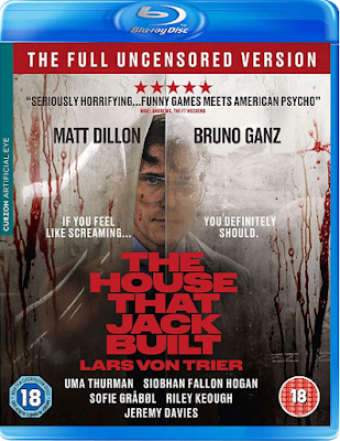 The House That Jack Built [2018] [BD25] [Latino]