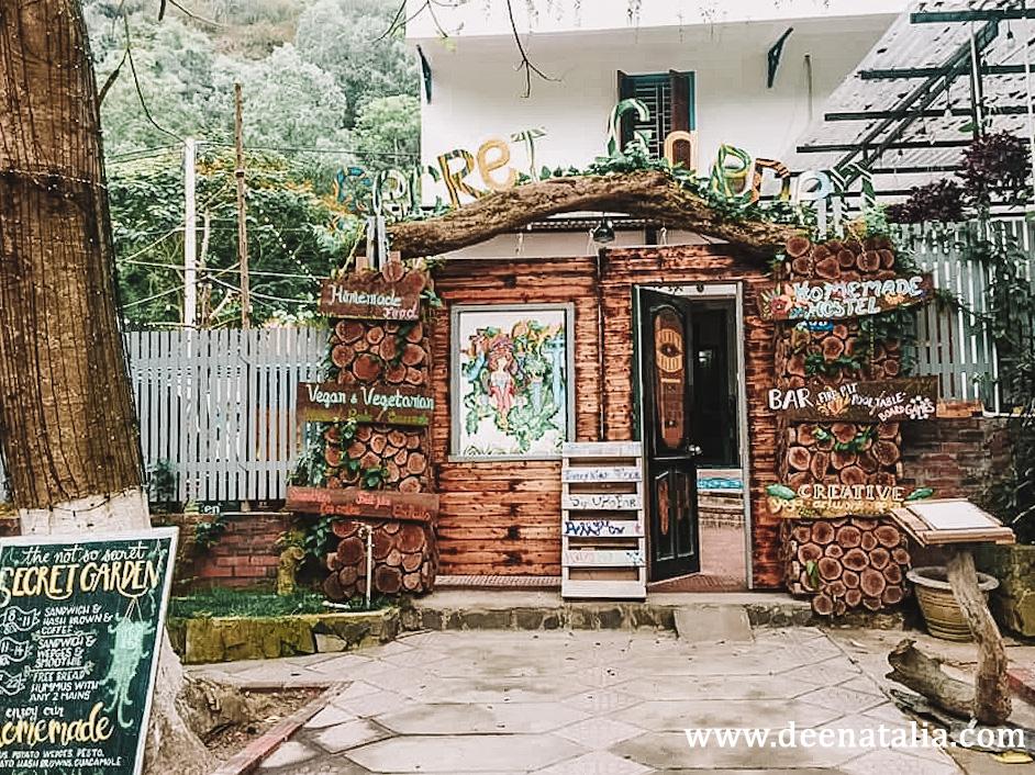 Hostel at Cat Ba Island
