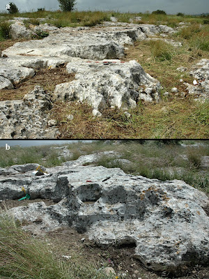 Neolithic quarry illustrates human impact on landscape