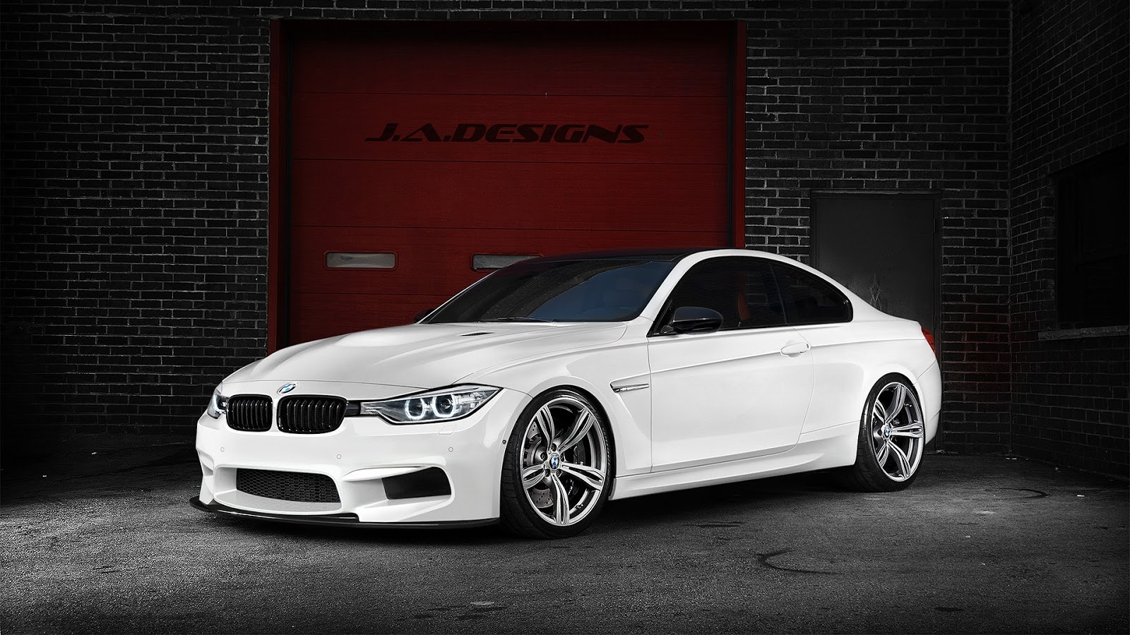 Christmas Home Design Games 2014 Bmw M4 F82 Mystery Wallpaper