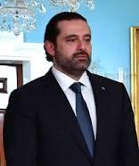 الحريري يعلن استقالته,  ويؤكد وجود محاولة لاغتياله