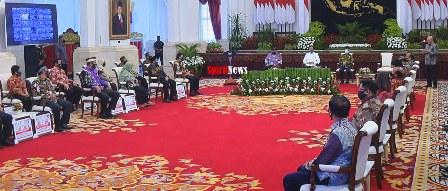 Presiden Perintahkan Menteri KUKM Berikan Relaksasi dan Restrukturisasi pada Koperasi Serta UKM