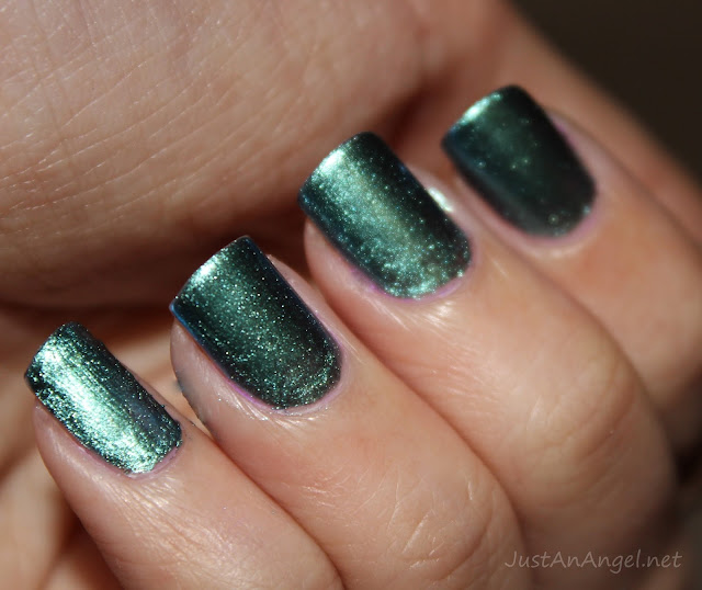 oja MI-NY Chameleon Turquoise blue