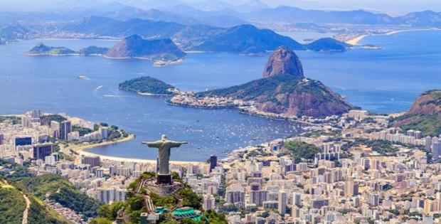Keadaan Alam dan Sistem Pemerintahan Negara Brazil
