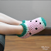 Watermelon Chunky Slippers for Kids