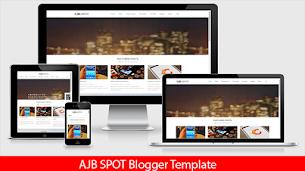 AjbSpot Premium Blogger Template | IDTHEME - Responsive Blogger Template
