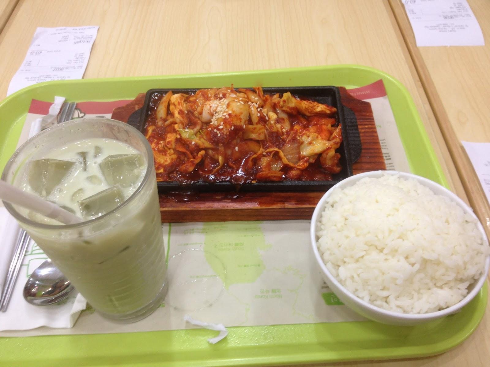 Cammy's Kitchen: 簡而精 – Hungry Korean