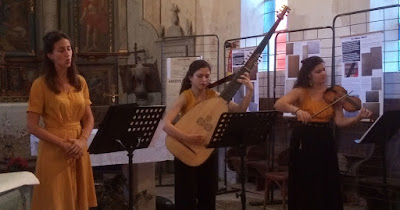 Concert de l'ensemble Dargason