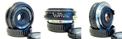SMC Pentax-M 40mm 1:2.8 Pancake