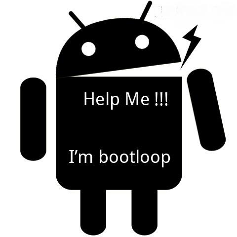 cara flash atau install ulang hp bootloop tanpa pc